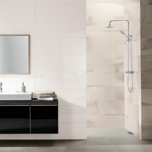 Inspirace koupelnami Rako - pohled na část koupelny