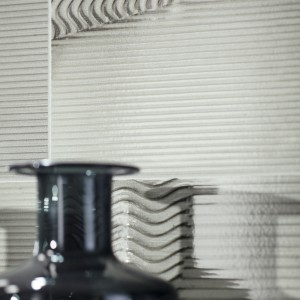 Inspirace koupelnami Rako - detail obkladů a dekorace