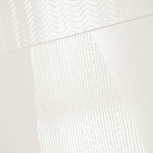 Inspirace koupelnami Rako - detail dlažby a jejího vzoru