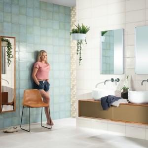 Inspirace koupelnami Rako - celkový pohled na prostornou koupelnu