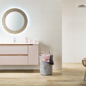 Inspirace koupelnami Rako, produkty značky jsou k dostání v obchodě Gremis