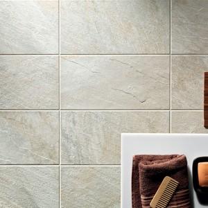 Inspirace koupelnami Alfalux - obdélníkové obklady stěny