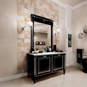 Inspirace koupelnami Alfalux - netypická koupelna s historickými a uměleckými prvky