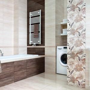 Inspirace koupelnami Paradyż - pohled na koupelnu s vybavením