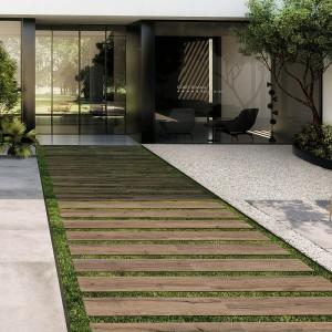 Keramická dlažba Ceramiche Supergres - zahradní chodník