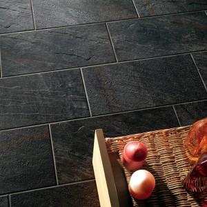 Tmavá až černá keramická dlažba Alfalux v nabídce obchodu Gremis