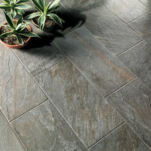 Tmavě šedá keramická dlažba Alfalux v nabídce obchodu Gremis