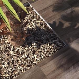 Keramická dlažba Ceramiche Supergres - odstín přírodního dřeva